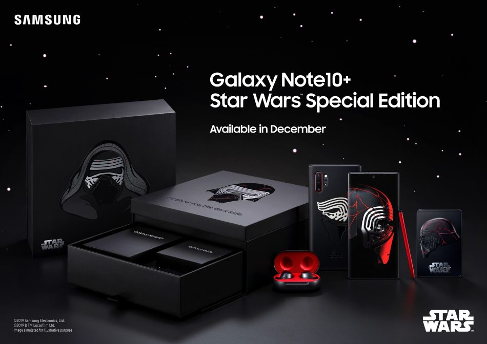 Samsung Galaxy Note10+ Star WarsTM Special Edition